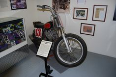 Photos of Rare Vintage Motorcycles at the Sturgis Motorcycle Museum (Part 1) | Motorcycle Blog of Leatherup.com