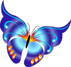 butterfly clip art - بحث Google not sure if free need search  Susan xx 