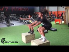CAPTeam- Central Pulse Team: How a Pro Netball Team Trains... - YouTube