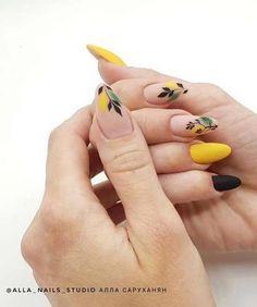 Cute Nails, Pretty Nails, My Nails, Nails Studio, Nail Forms, Oval Nails, Stylish Nails, Nail Manicure, Nails Inspiration