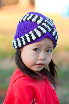 Hmong knitted hats