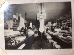 Inside the current New Bedford post office many years ago!