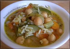 If you love soups, then you'll love this Organic Italian Soup