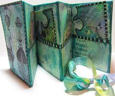leslierahye.: Viva Las Vegastamps! Mary Vogel Lozinak Blog Hop--ATC Card Holder