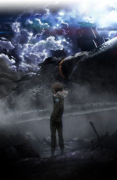 【 Aldnoah.Zero アルドノア•ゼロ 】 Kaizuka, Inaho