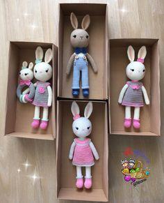 Mesmerizing Crochet an Amigurumi Rabbit Ideas. Lovely Crochet an Amigurumi Rabbit Ideas. Diy Crafts Crochet, Crochet Gifts, Yarn Crafts, Crochet Bunny, Crochet Dolls, Crochet Designs, Crochet Patterns, Rabbit Crafts, Amigurumi Doll