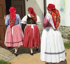 Severohorácký kroj, Žďárské vrchy  Země/Land/Country: Morava Region: Moravské Horácko