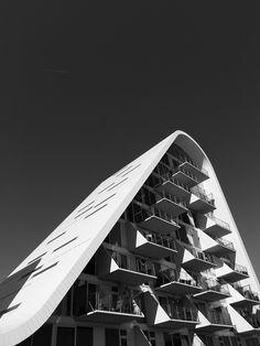 The Wave (Vejle, Denmark) by Henning Larsen Architects