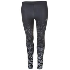 New Balance Impact Print Tights Ladies  bdd30484e7