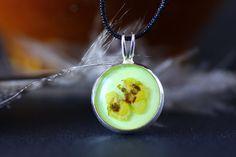 Pandantiv cu flori naturale in rasina lantisor creat manual Pendant Necklace, Jewelry, Fragrance, Jewlery, Jewerly, Schmuck, Jewels, Jewelery, Drop Necklace