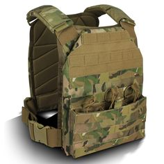 The TYR Tactical® Basic Plate Carrier (TYR-BPC-M) was designed to fit standard SAPI and ESAPI plates - thick. It's engineered utilizing our revolutionary PV® material which offers significant weight reduction with increased resistance to abrasion.
