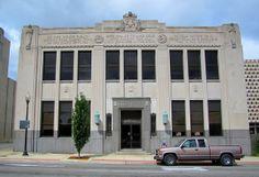 Jackson Citizen Patriot newspaper office in Jackson, Michigan