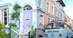 34 of the Prettiest Places in London