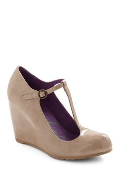 From the Taupe Wedge