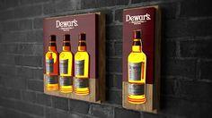 Dewars Bar & POSM