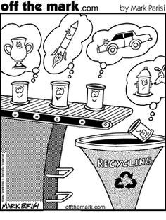 What will your recyclables be next?