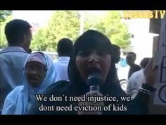 Video shows outraged Somali Muslims in Sweden demanding bigger houses with more rooms, at taxpayer expense, of course. Meanwhile, the rising flood of Muslims on welfare forces local government to cut meals to Sweden's elderly.