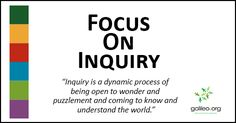 Focus On Inquiry - such a comprehensive site for inquiry. Great starting place! Bookmark this!