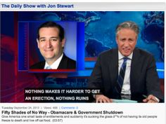 Jon Stewart Eviscerates Cruz