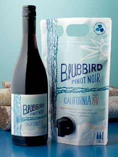 Image result for bluebird pinot noir bag