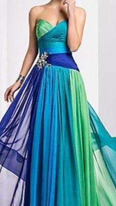 Vestido de 15añera