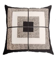 StoneTextile/The Square Layers Floor Pillow