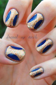 hourglass .  #nail #nails #nailart