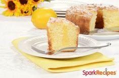 Pineapple Angel Food Cake Recipe via @SparkPeople