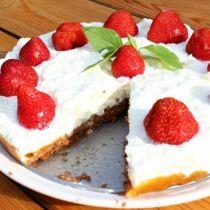 Natur House, Cheesecake, Ricotta, Food, Cheesecakes, Essen, Meals, Yemek, Cherry Cheesecake Shooters