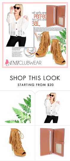 """AMICLUBWEAR 8"" by damira-dlxv ❤ liked on Polyvore featuring Tiffany & Co. and amiclubwear"