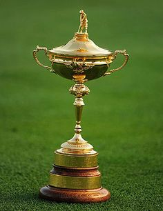 The Ryder Cup is a Men's Golf competition between teams from Europe and the United States.