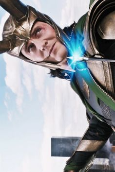 Loki... hun... that thing is going to blow up in your face... You're smarter than that.