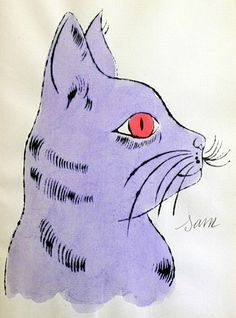 13 Colorful Cats from an Eccentric Source - Mousebreath Magazine : Mousebreath Magazine