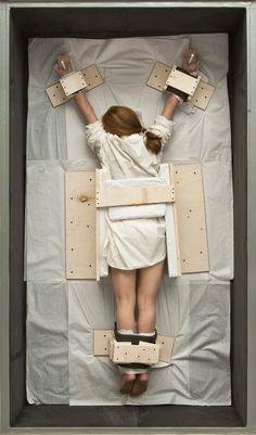 Maurizio Cattelan. Art Experience:NYC http://www.artexperiencenyc.com/social_login