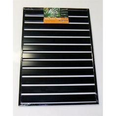 Protector Aluminium Easy Screen Slat Panel 810x1160mm