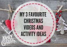 Let me share with you my favourite Christmas videos and some ideas how to use them in the classroom.