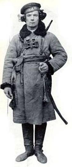 Fyodo Schuss, Makhno's most able cavalry commander