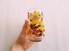 this darling little juice glass is only $5 in the etsy shop!  {http://ift.tt/2vSAAIv}