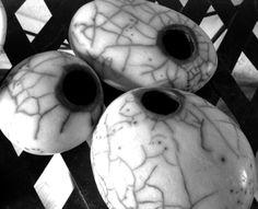 Daniela Rigogliosi Raku pottery