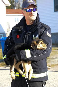 Scotlund Haisley: founder of the Animal Rescue Corps and creator of the world's first completely cage-free animal shelter. After hurricane Katrina, his was the first team on site to rescue animals effected by the disaster.