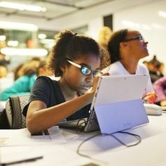 Black Girls Code. Vision: To increase the number of women of color in the digital space by empowering girls of color ages 7 to 17 to become innovators in STEM fields, leaders in their communities, and builders of their own futures through exposure to computer science and technology.
