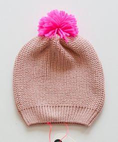 shopminikin - Louise Misha Beanie, Pink (http://www.shopminikin.com/louise-misha-beanie-pink/)