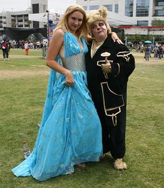 Comic-Con 2012 Cosplay Gallery.....i need the Khaleesi dress!