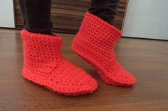 Zapatillas lana zapatillas mujer zapatillas por elmasekeri en Etsy