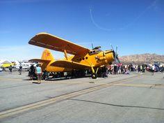 Big panda-monium at the air show