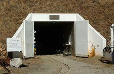 Edgar Mine. Colorado School of Mines classroom, Idaho Springs, CO.