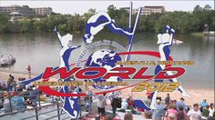 World Water Ski Show Competition-Belgium, Canada & Australia
