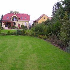mestská záhrada - rodinný dom Nové M.n.Váhom