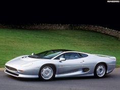 # - Jaguar Definemotorsports's top 15 cars of all time dream garage 13 Definemotorsports top 15 Autos aller Zeiten-Traum-garage - Jaguar Jaguar Xj220, Gone In 60 Seconds, Jaguar Models, Car Guide, Vintage Classics, S Car, Performance Cars, Dream Garage, Automotive Design
