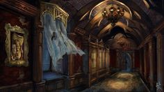 Felgonrot Hall by j0sh-3000.deviantart.com on @deviantART